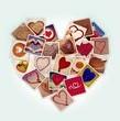 Walentynkowa kartka Envelo wspiera Fundację ?Pocztowy Dar?